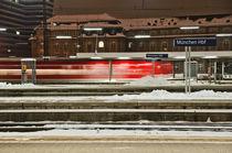 Hauptbahnhof by Rolf Meier