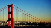 Golden Gate by Juergen Weiss