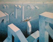 Eismeer by Helmut Zimmermann