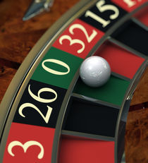 roulette by Sergey Tabalov