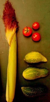 Gartengemüse von flossmeisterin