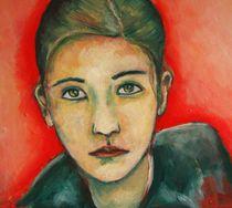Grüne Augen by Claudia Pflicke