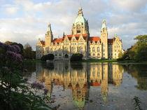 Neues Rathaus Hannover von Manuela Krause
