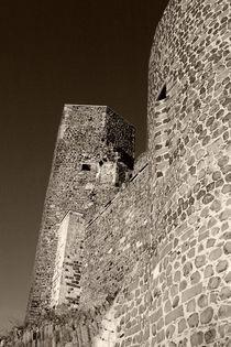 Burg Stolpen II by Peter Zimolong