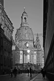 Frauenkirche by Peter Zimolong