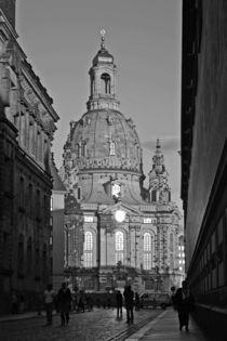 Frauenkirche von Peter Zimolong