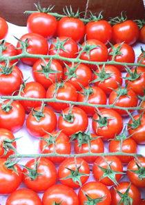 Tomaten von Uschy Baumgarten