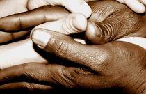 hand in hand von Uschy Baumgarten