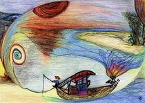osterschiff von Uschy Baumgarten