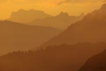 in den Alpen von Felix Schreiber