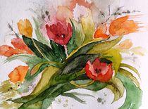 Tulpen von Claudia Pinkau