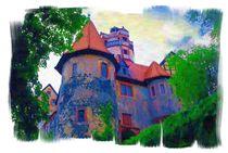 Märchenschloss von Gabriela Wejat-Zaretzke