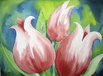 Tulpenstrauß von farbart