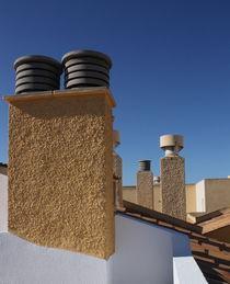 Mallorcas Dächer von farbart