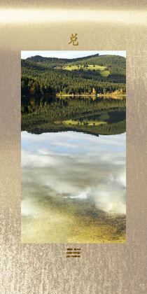 I-Ging, DUI, der See, Element Metall von Christoph Hermann