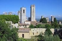 San Gimignano by edler