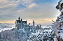 Schloss Neuschwanstein by Dimitry Khaskin