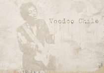 Voodoo Chile - The Jimi Hendrix Experience by Smitty Brandner