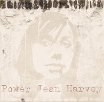 We all love you Polly Jean - Portrait of PJ Harvey by Smitty Brandner