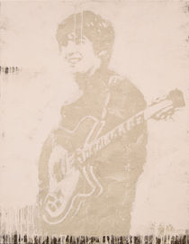 George Harrison  by Smitty Brandner