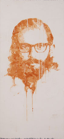 Allen Ginsberg by Smitty Brandner
