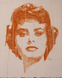 Sophia Loren von Smitty Brandner