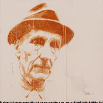 William S. Burroughs  von Smitty Brandner