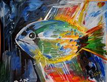 Der Fisch von Helmut Hagler