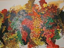 Eruption von Helmut Hagler