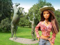 Barbie und der Hengst Wohlklang by Matthias Krüger