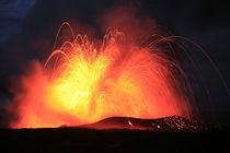 Vulkanexplosion by geoland