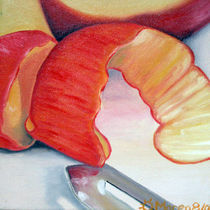 Apfelschale von maren schmidt
