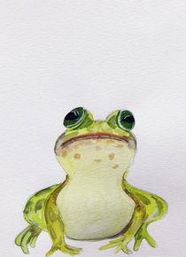 Frosch by maren schmidt