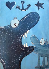 Blau von maren schmidt