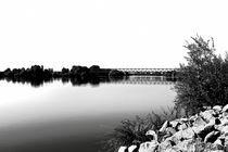 An der Donau II von Monika Häberlein