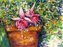 Fuchsien by Caroline Lembke