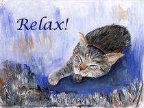 Relax! by Caroline Lembke