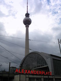 Berlin ALEXANDERPLATZ by Thomas Eckhardt