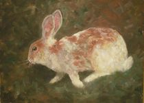 Kaninchen von Birgit Schnapp