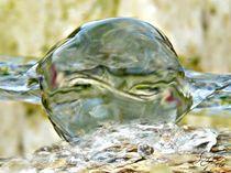 Just water by Reiner Schewior