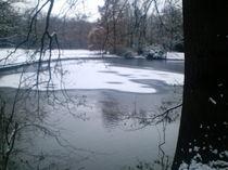 Ausblick auf den Wintersee by mondschwester