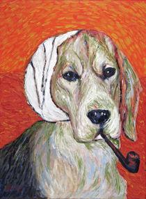 Vincent van Dog The Beagle von Robert Georg Günther