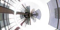 Manhatten Projektion by Michael Hundrieser