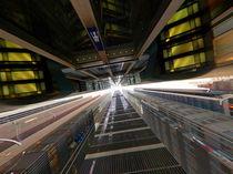 Manhatten - Wolkenkratzer - View by Michael Hundrieser