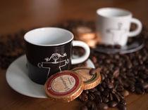 Espresso schwarz-weiss von Rainer Probst