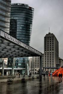 Potsdamer Platz von Holger Brust