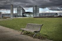 Hauptbahnhof von Holger Brust
