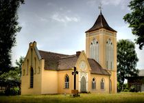 Kirche Paretz von Holger Brust