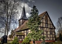 Dorfkirche Markee von Holger Brust