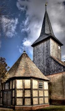 Kirchturm Markee von Holger Brust